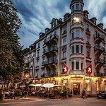 Willkommen im Restaurant Helvetia Luzern; Wir wissen, wo unsere Produkte herkommen!