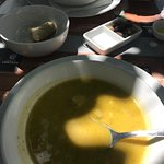 Sopa de Peixe sensacional!