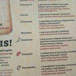 menu - oryginalne pomysły na pierogi