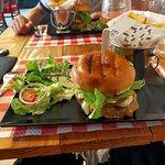 Le Kolosse et sa salade