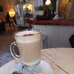 Café con Baileys y leche condensada