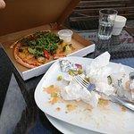 Bild från Pizzeria Esplanaden