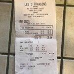 Foto van Les 3 Frangins