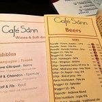 Bilde fra Café Sånn
