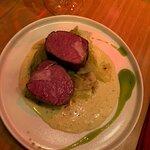 Mein Absoluter Favorit. Black Angus auf Mangold und Kartoffelstampf!