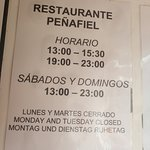 Bild från Restaurante-Pizzeria Penafiel S.l