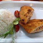 Korinthoszi (aszalt szilvás, fetás) csirkemell