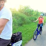 Asheville Historic Downtown Guided Electric Bike Tour with Scenic Views