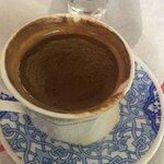 Türk Kahvesi ikramları için teşekkürler