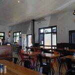 Interior of Cafe Medici