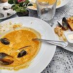 Fisksoppa som smakade som tomatsoppa