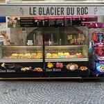 Glacier Du Roc resmi