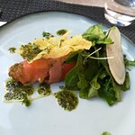 Canneloni de saumon