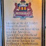 Bilde fra Peterhead Bar