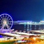 Bilhete de entrada para Ferris Wheel (Baku Eye)
