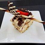 Menu Dessert: Tiramisu