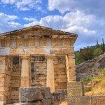 3Days Private tour Delphi, Arahova Hosios Loukas, Meteora, Thermopylae från Aten