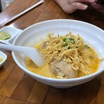 Northern Style Curry Noodle Soup (85.-)