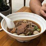 Beef Noodles (100.-)