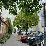 vu de la rue St-Mathieu