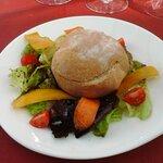 """Le """"pan bagna"""" aux escargots de Vendée"""