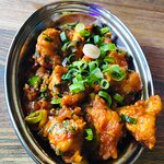 Bilde fra Curry & Ketchup Restaurant