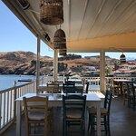 Captain's House Seaside Restaurant Foto