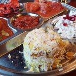 Prashad Mixed Thali