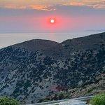 Φωτογραφία: Ηλιοβασίλεμα στο Τρουλλάκι