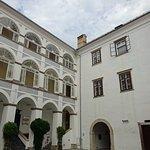 Schloss Ormoz, Innenhof