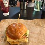 Valokuva: Ruokburger