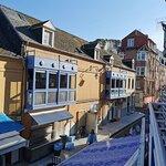 Vue du balcon privatif