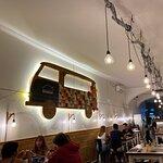 Fotografia de Burguesa Burger & Gin