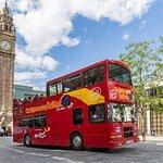 Recorrido turístico en autobús con paradas libres por la ciudad de Belfast con pase de 48 horas