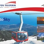 Skip the Line: Olympos Teleferik Cable Car Antalya Ticket