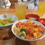 ภาพถ่ายของ Donburi by Jirafu : United Center Silom Branch