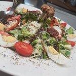 Mesogeios salad