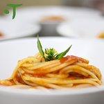 La cocina italiana es una cocina para compartir, para reír, para disfrutar en familia.