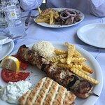 Foto de Alkyona Sunset Restaurant