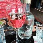 Heerlijk wijntje erbij