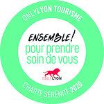 La Scène Brasserie signe la Charte Sérénité 2020, pour prendre soin de vous Ensemble !
