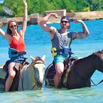 Guided 45-minute Negril Horseback Ride and Swim