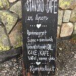 Bilde fra Stavsro Kafe