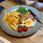 Gammon steak