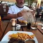 Foto de Blackbeards Beach Bar & Grill