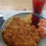 Filet panierowany z kurczaka