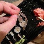 Wspaniałej jakości sushi nr.1