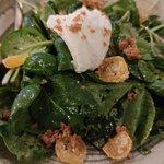 Green salad with koum kouat!