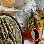 Traditional Greek Tavern Giannoulis Foto