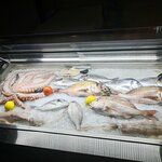 Every day fresh sea food